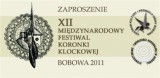 Zapowiedź XII Międzynarodowego Festiwalu Koronki Klockowej