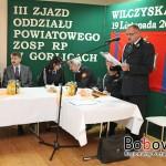 Zjazd OSP we Wilczyskach