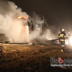 Pożar kontenera mieszkalnego! Zginął mężczyzna - 12 marca