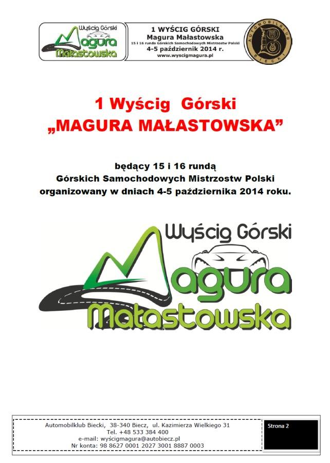 Wyscig-Magura