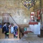 mW kościele św. Leonarda w Lipnicy Murowanej