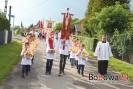 Bobowa: tradycjna procesja w czasie Dni Krzyżowych