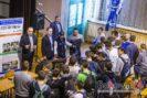 Jakub Jamróg oraz Paweł Baran z Unii Tarnów spotkali się z bobowską młodzieżą