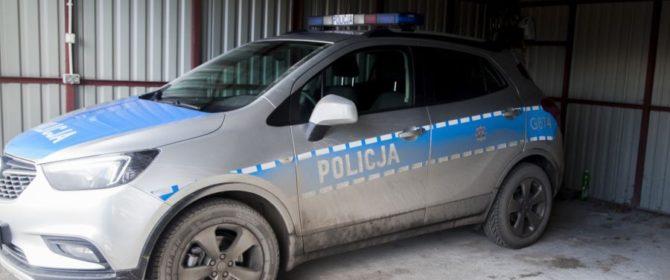 Policjanci z komisariatu w Bobowej mają nowy radiowóz