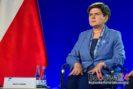 Była premier Beata Szydło, obecnie wicepremier i przewodnicząca Komitetu Społecznego Rady Ministrów.