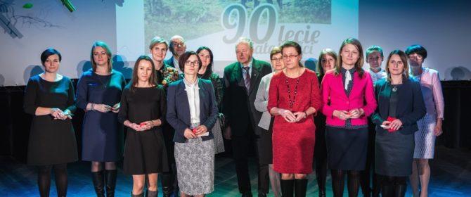 Powiatowy oddział Ligi Ochrony Przyrody świętował 90-lecie istnienia (TV)