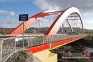 Nowy most w Jankowej na rzecze Biała Tarnowska