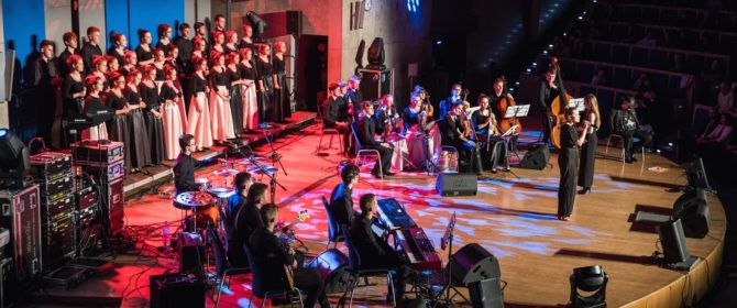 W Auditorium Maximum zagrali na rzecz fundacji Anny Dymnej (TV)