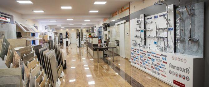 Salon łazienek Euro-Fliz w Bobowej już otwarty. Profesjonaliści doradzą w zakupach!