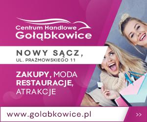 Centrum Handlowe Gołąbkowice - Prażmowskiego 11, Nowy Sącz
