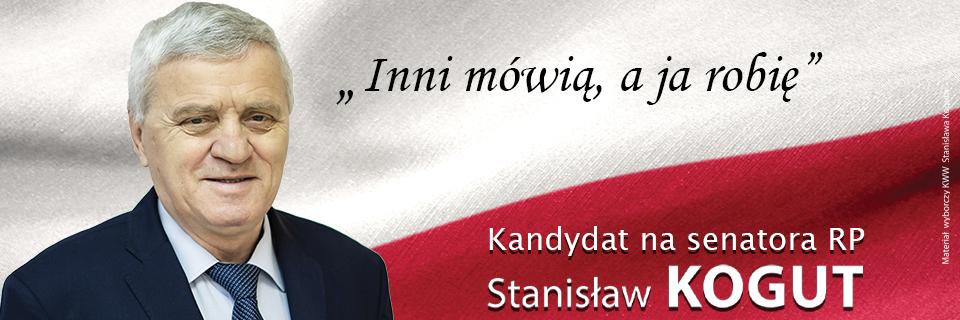Stanisław Kogut senator