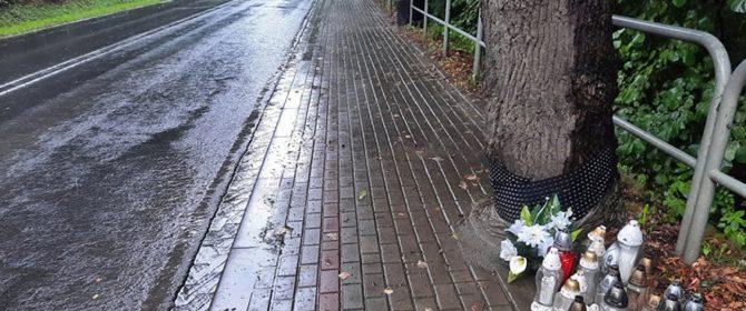 Dzisiaj ostatnie pożegnanie tragicznie zmarłego 16-letniego Adama. Policja poszukuje świadków tego wypadku!