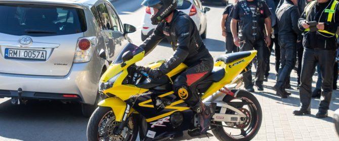Sokoły i ich przyjaciele zakończyli sezon motocyklowy. W Bobowej zrobiło się głośno! (TV)